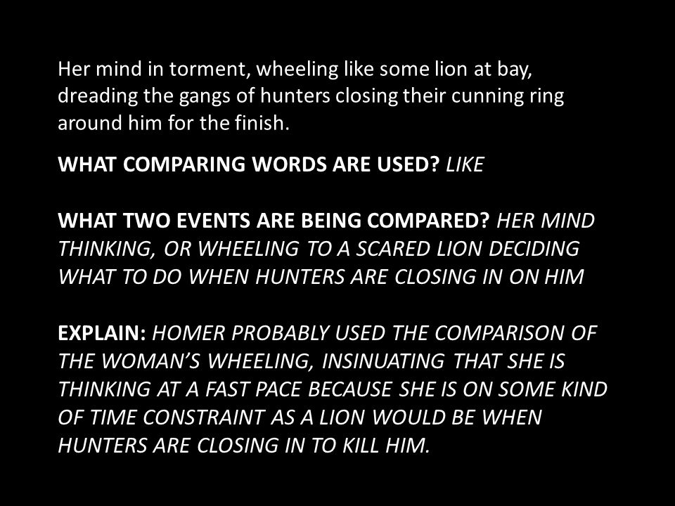Her mind in torment, wheeling like some lion at bay, dreading the gangs of hunters closing their cunning ring around him for the finish.