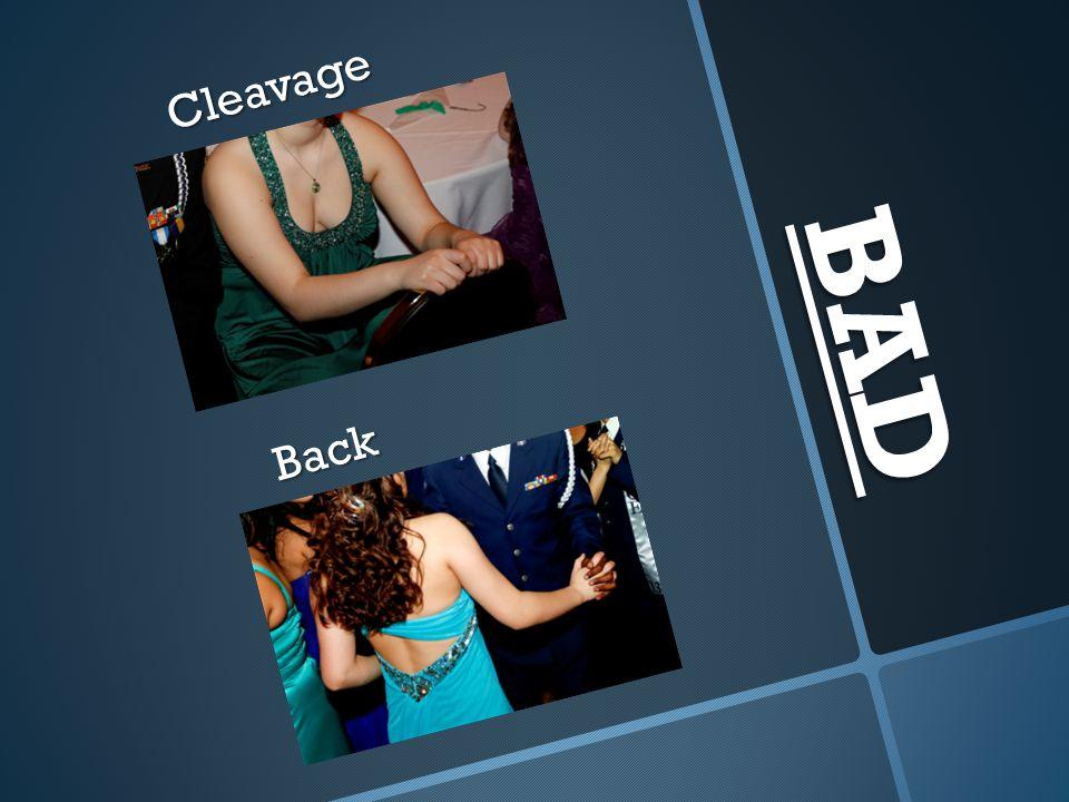 Cleavage BAD Back
