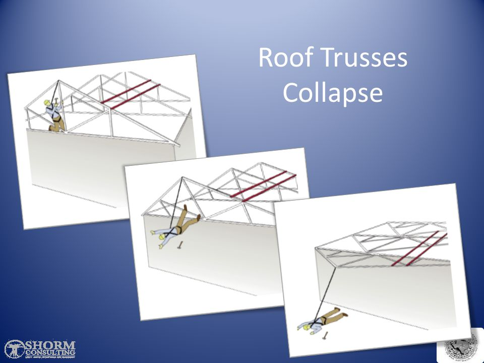 Roof Trusses Collapse Truss Collapse: