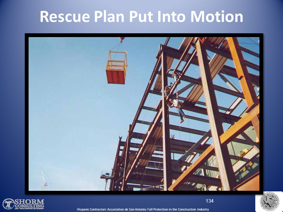 Rescue Plan Put Into Motion