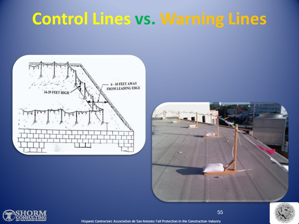 Control Lines vs. Warning Lines