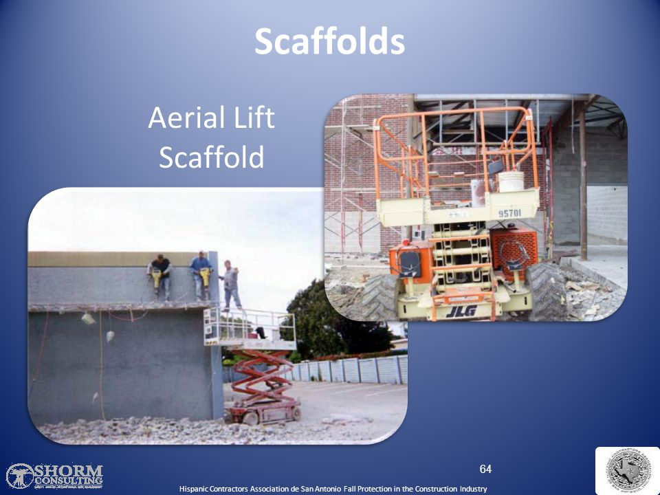 Scaffolds Aerial Lift Scaffold