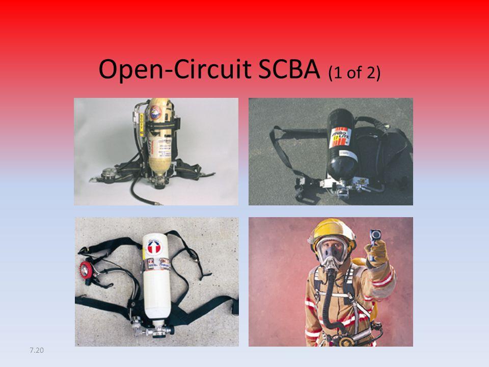 Open-Circuit SCBA (1 of 2)