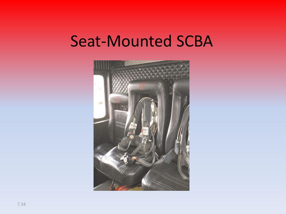 Seat-Mounted SCBA