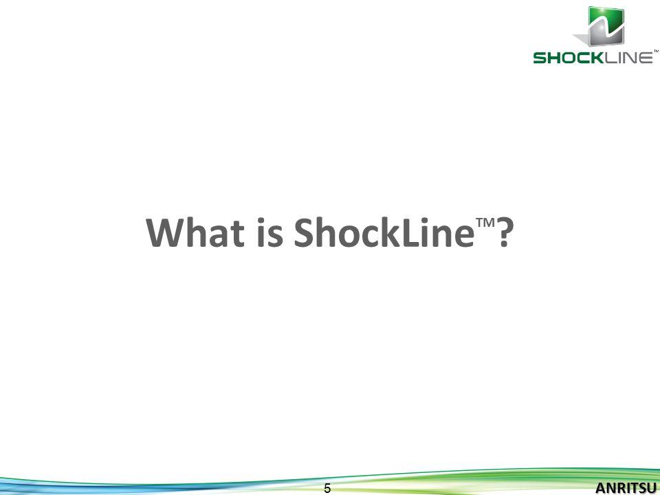 What is ShockLineTM