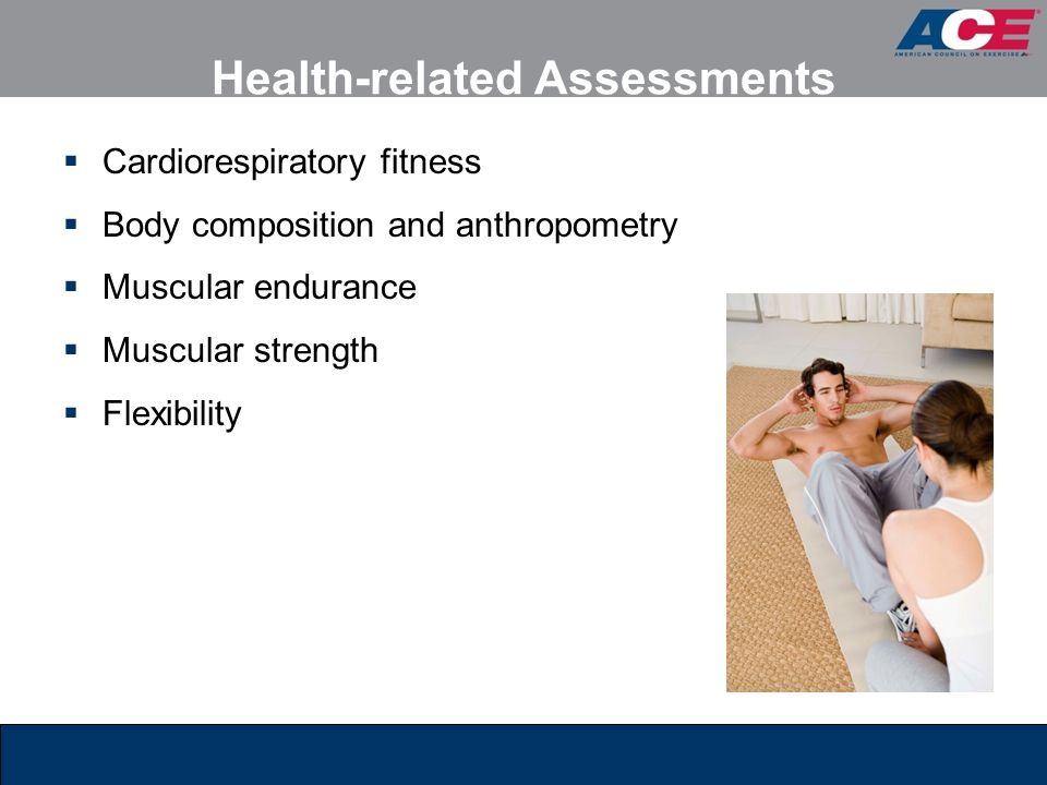 Health-related Assessments
