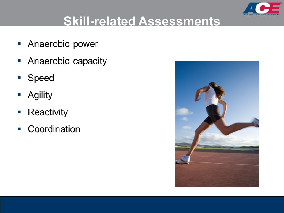 Skill-related Assessments