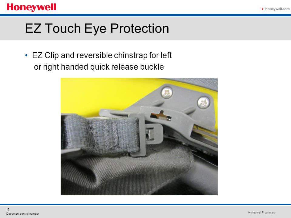 EZ Touch Eye Protection