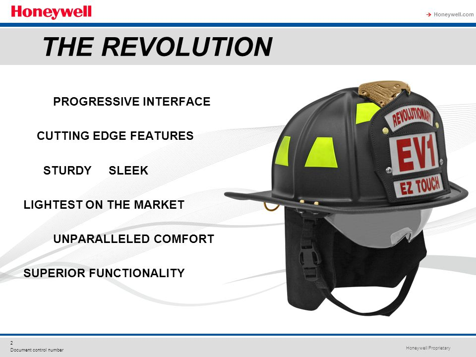 THE REVOLUTION PROGRESSIVE INTERFACE CUTTING EDGE FEATURES
