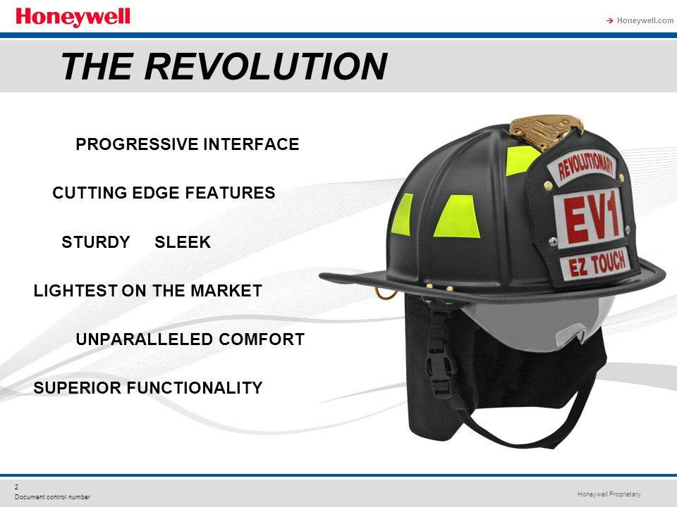 THE REVOLUTION PROGRESSIVE INTERFACE CUTTING EDGE FEATURES