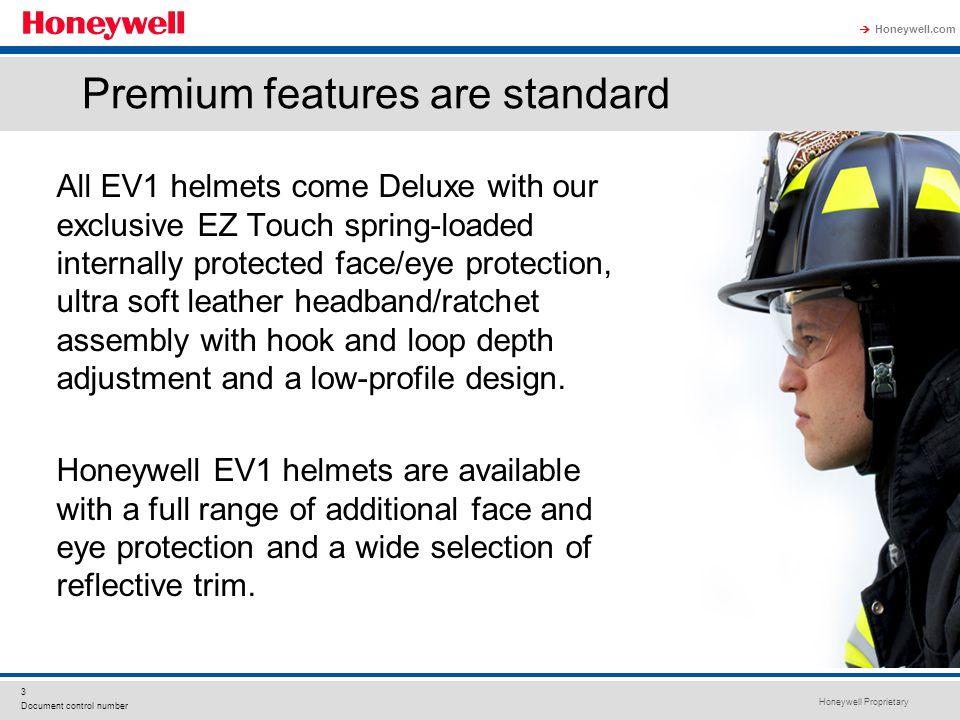 Premium features are standard