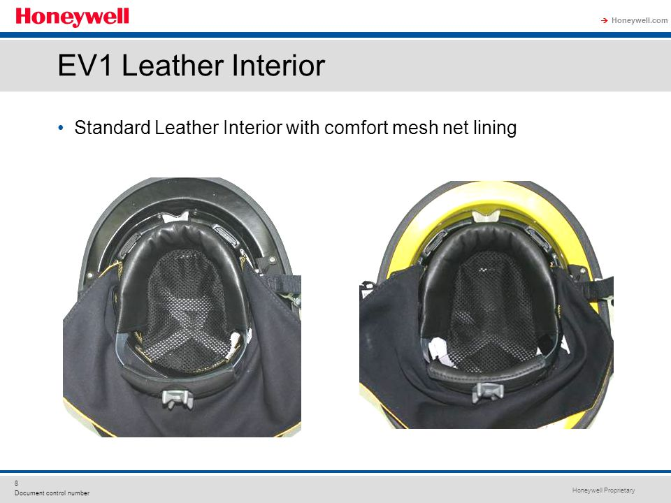 EV1 Leather Interior Standard Leather Interior with comfort mesh net lining