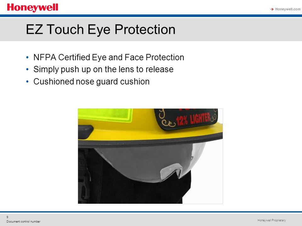 EZ Touch Eye Protection