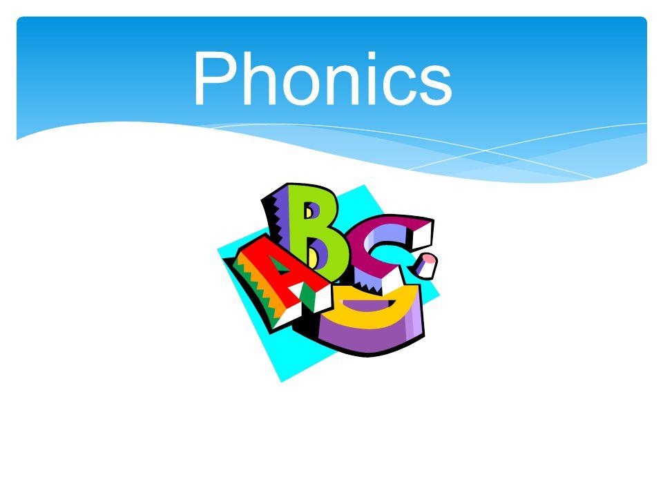 Phonics Phonics