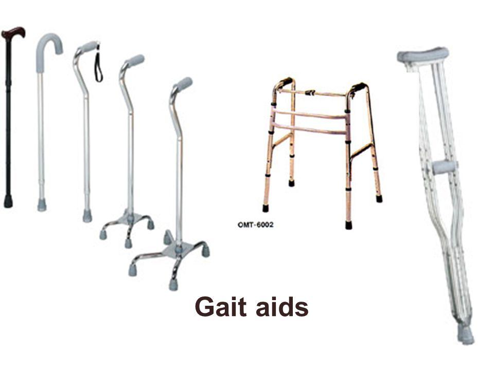 Gait aids