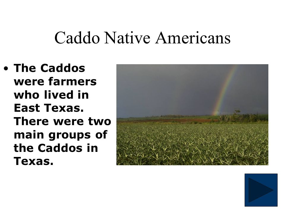 Caddo Native Americans