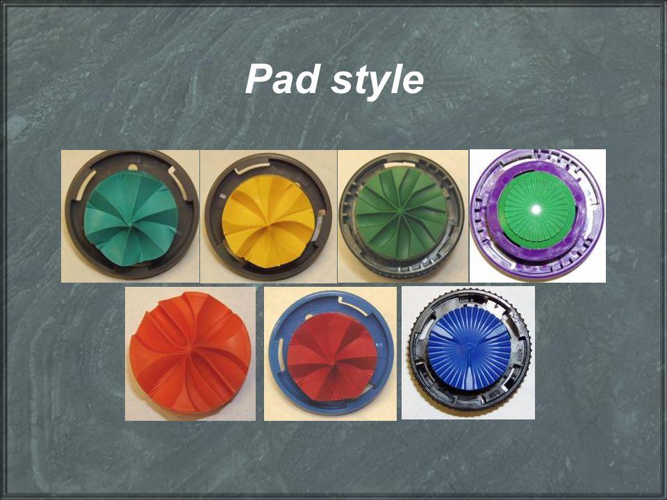Pad style