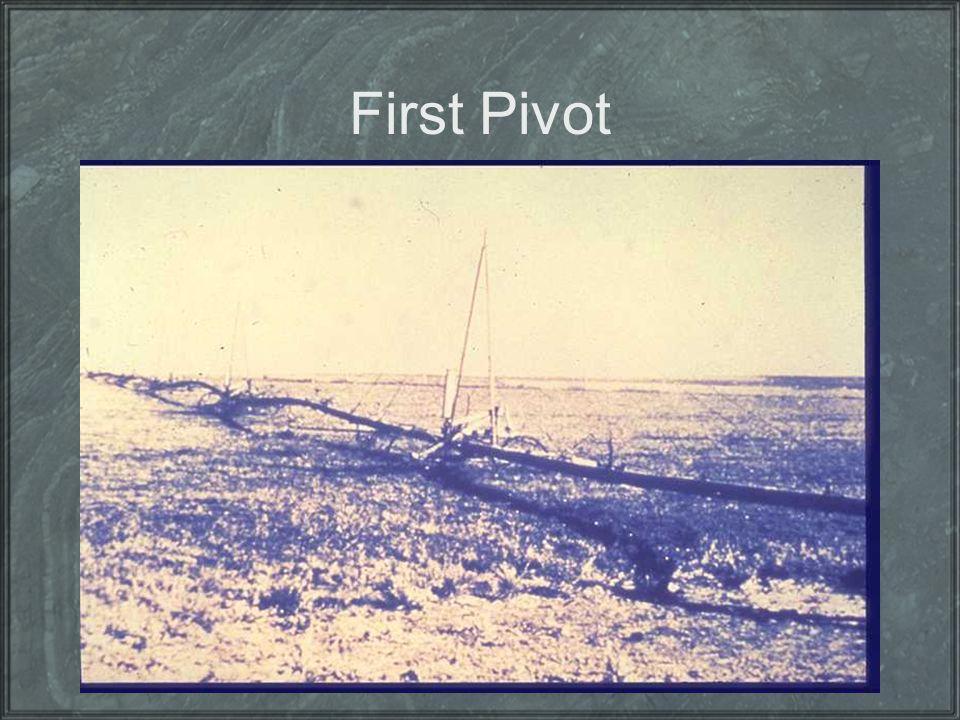 First Pivot