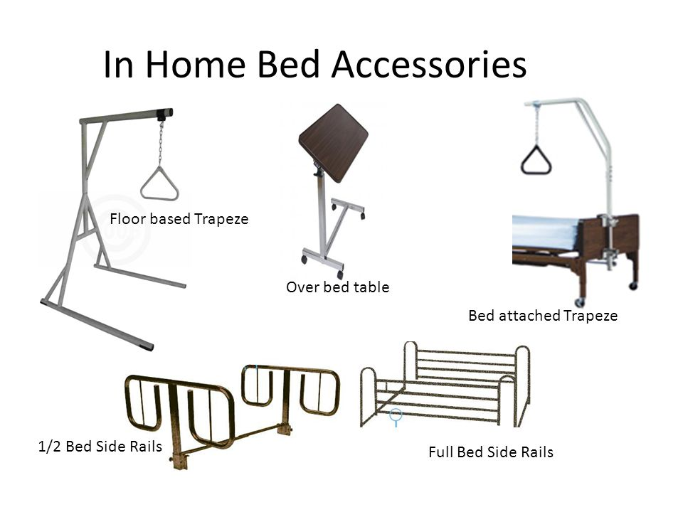 In Home Bed Accessories