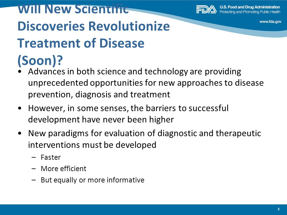 Will New Scientific Discoveries Revolutionize Treatment of Disease (Soon)