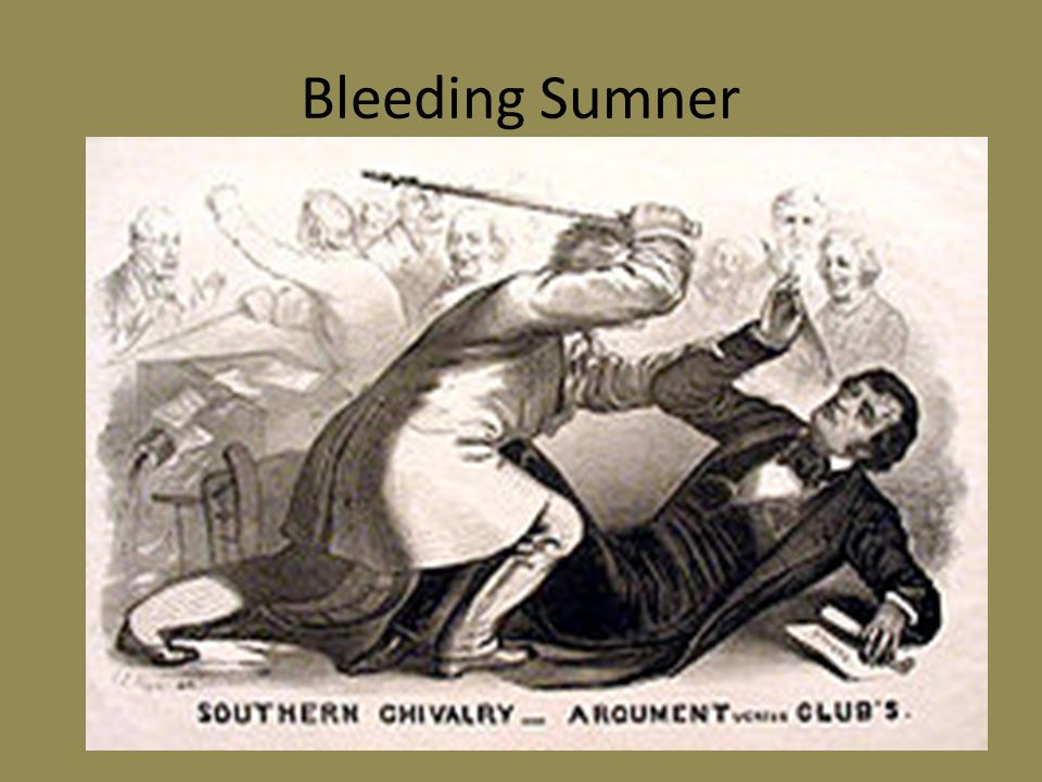 Bleeding Sumner
