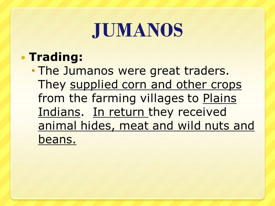 JUMANOS Trading: