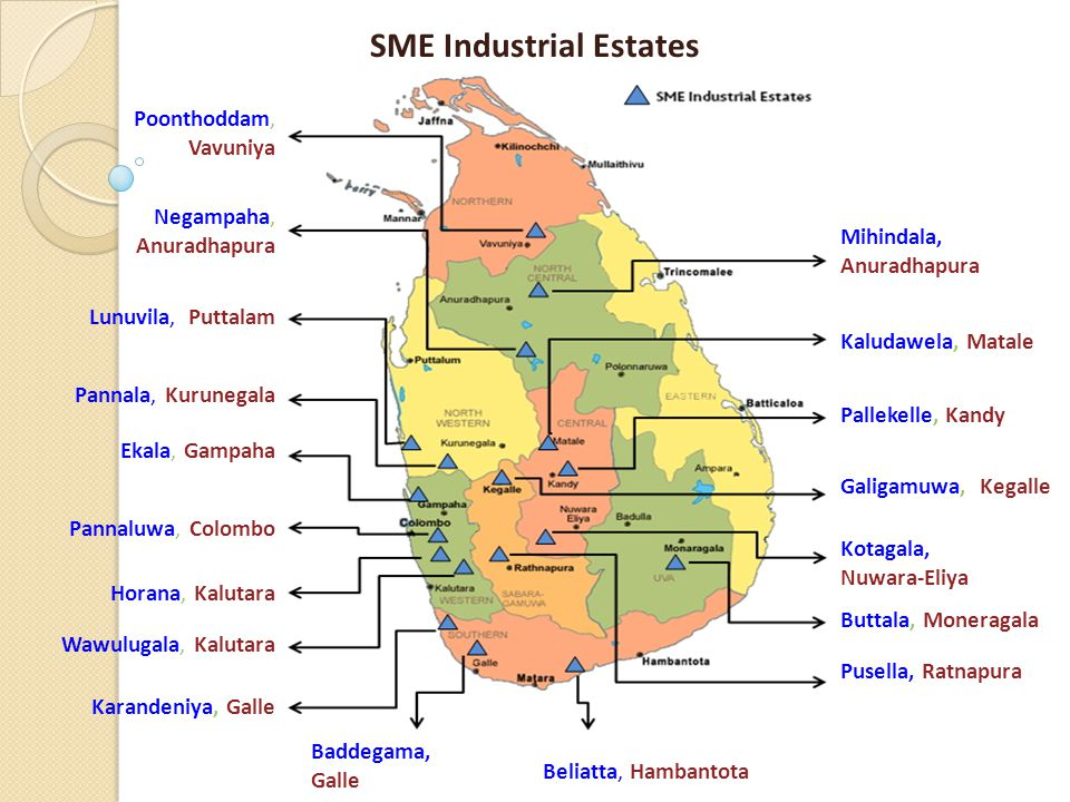 SME Industrial Estates