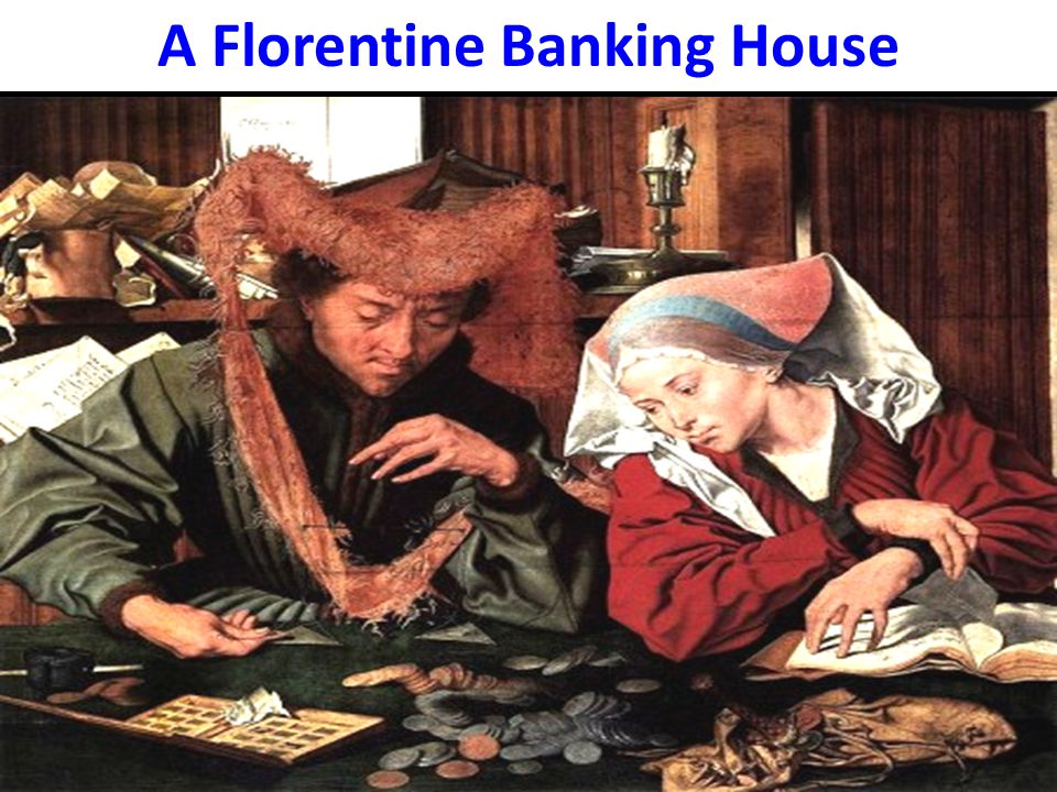 A Florentine Banking House