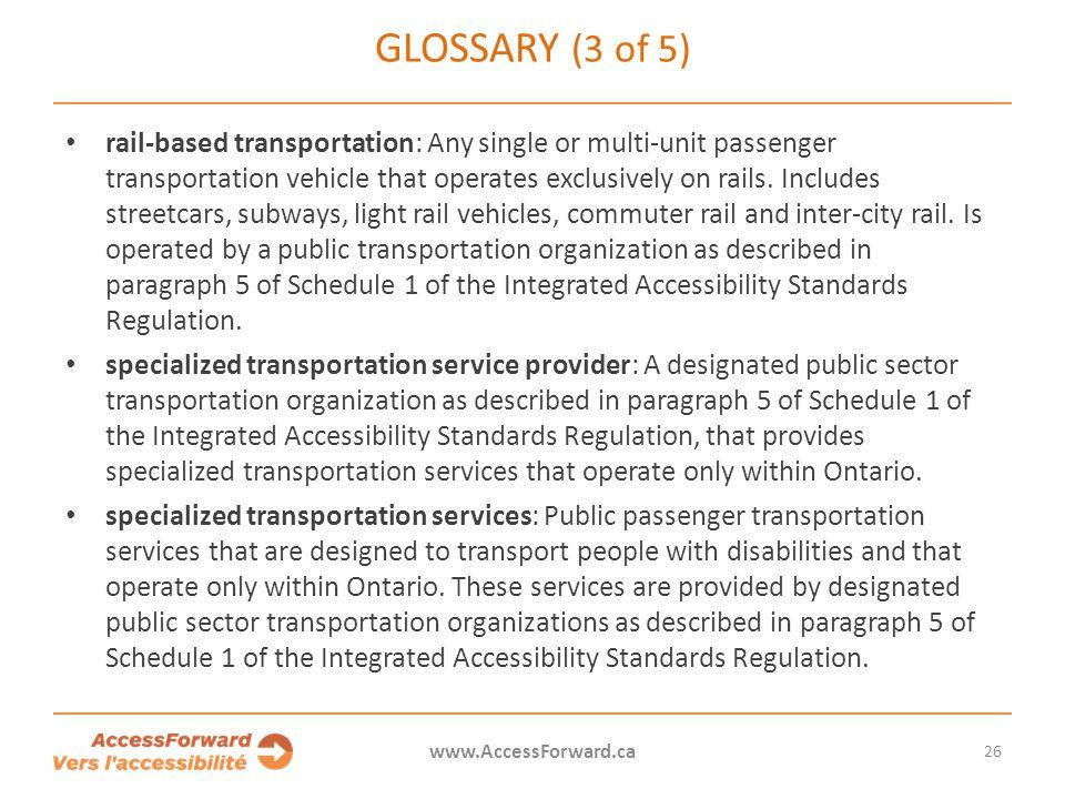 Glossary (3 of 5)