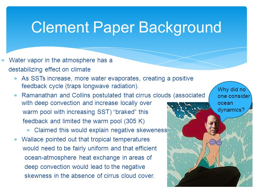 Clement Paper Background