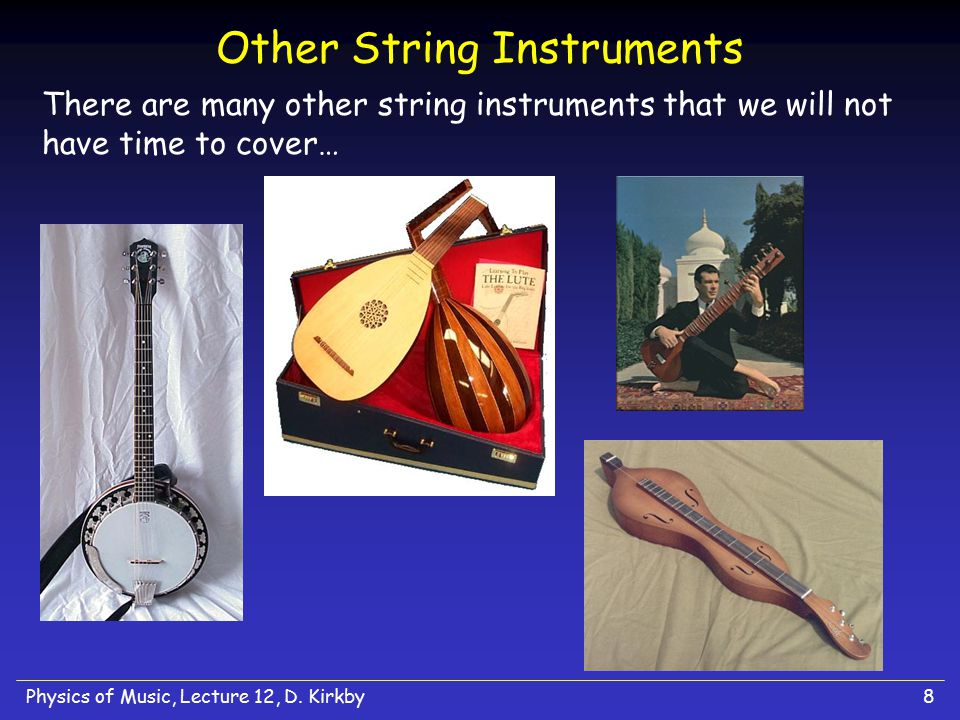 Other String Instruments