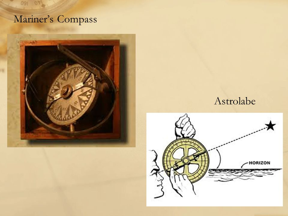 Mariner's Compass Astrolabe