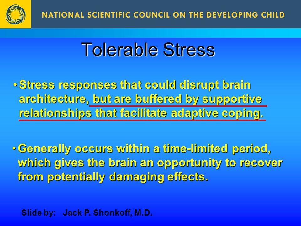 Tolerable Stress