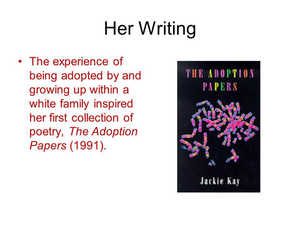 Her Writing