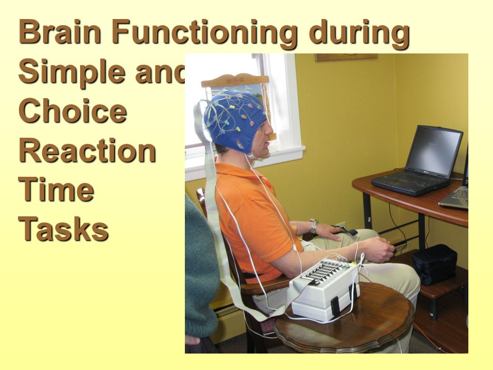 Brain Functioning during Simple and