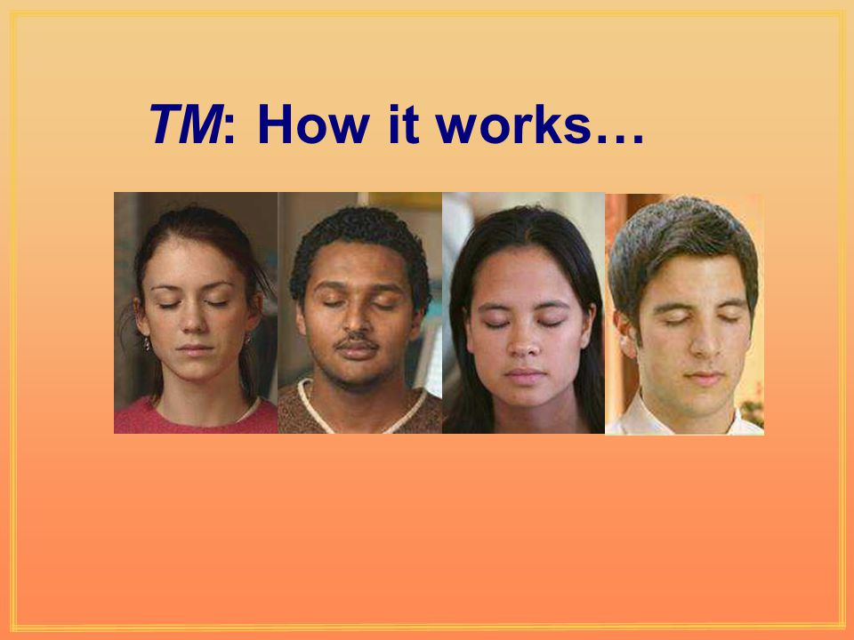TM: How it works…
