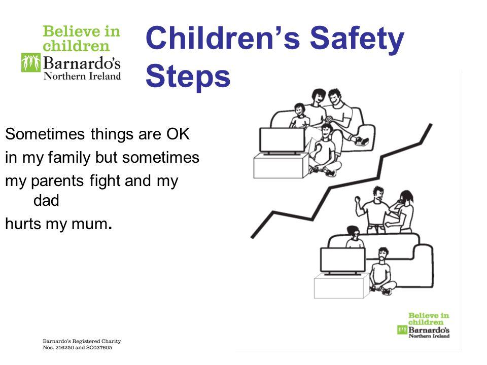 Children's Safety Steps