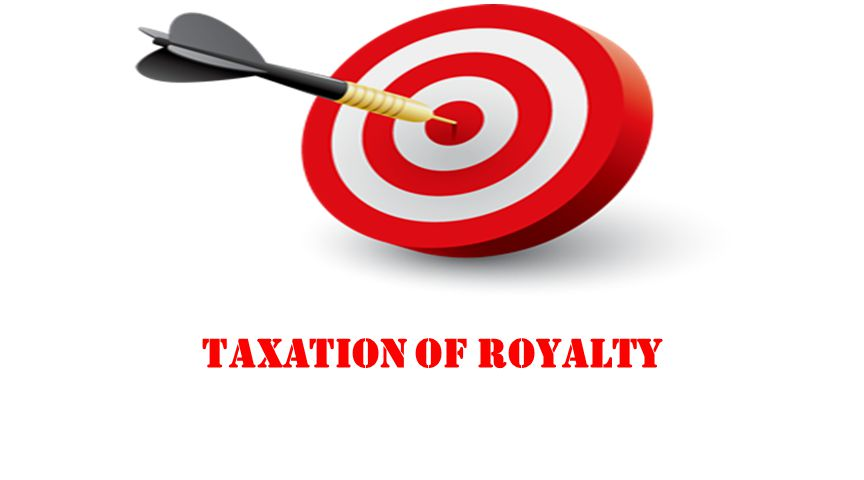 TAXATION OF ROYALTY