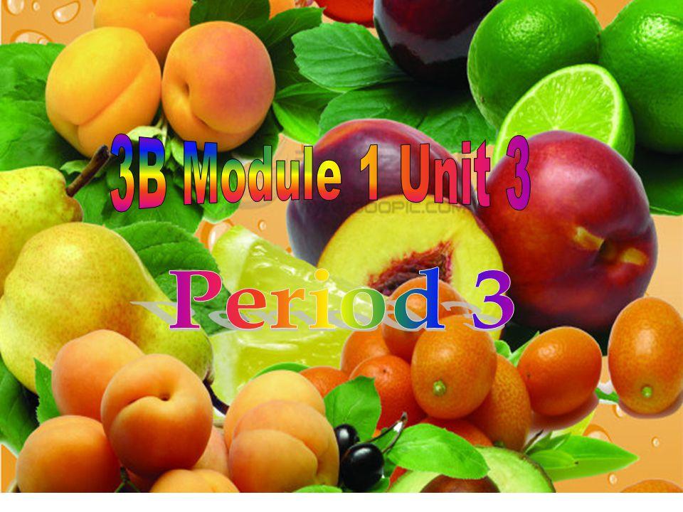 3B Module 1 Unit 3 Period 3