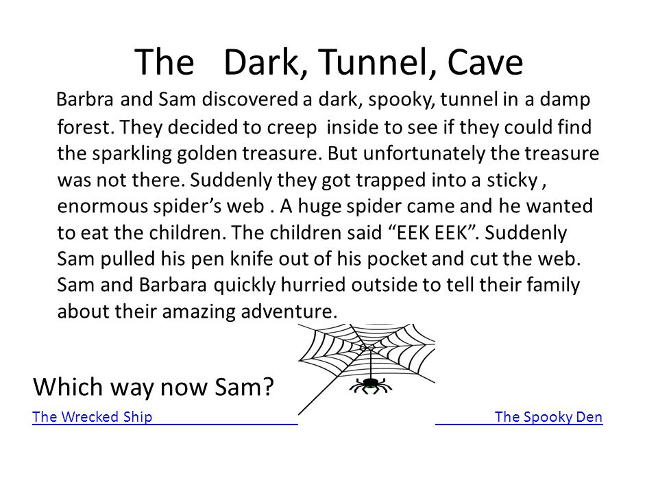 The Dark, Tunnel, Cave