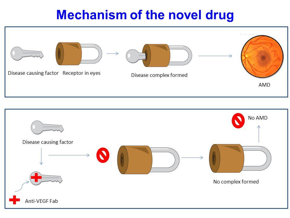 Mechanism of the novel drug