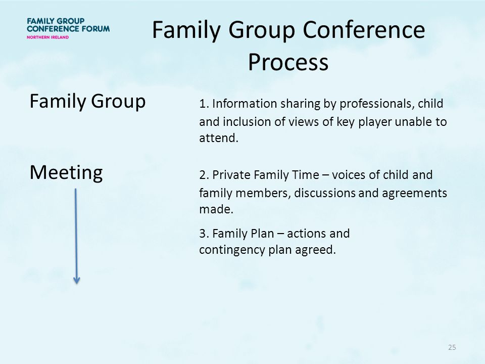Family Group Conference Process