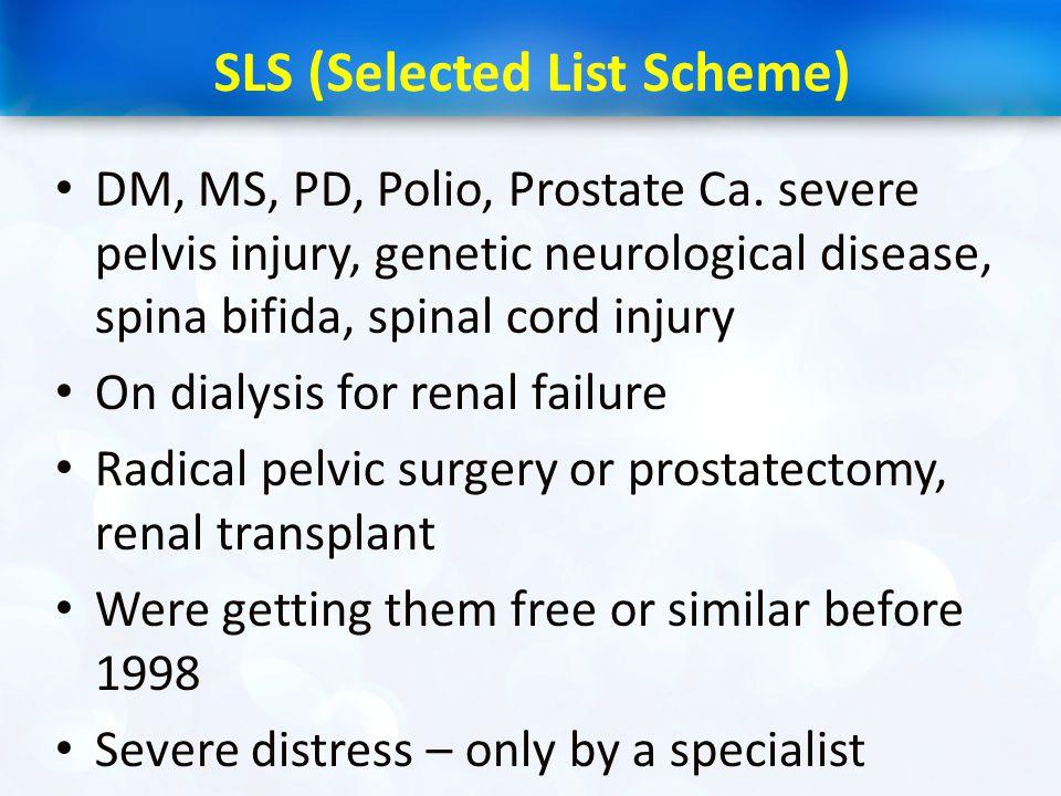 SLS (Selected List Scheme)