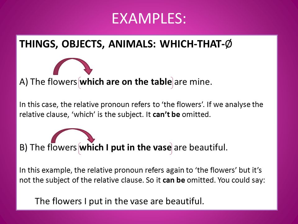 how to use whose relative clause