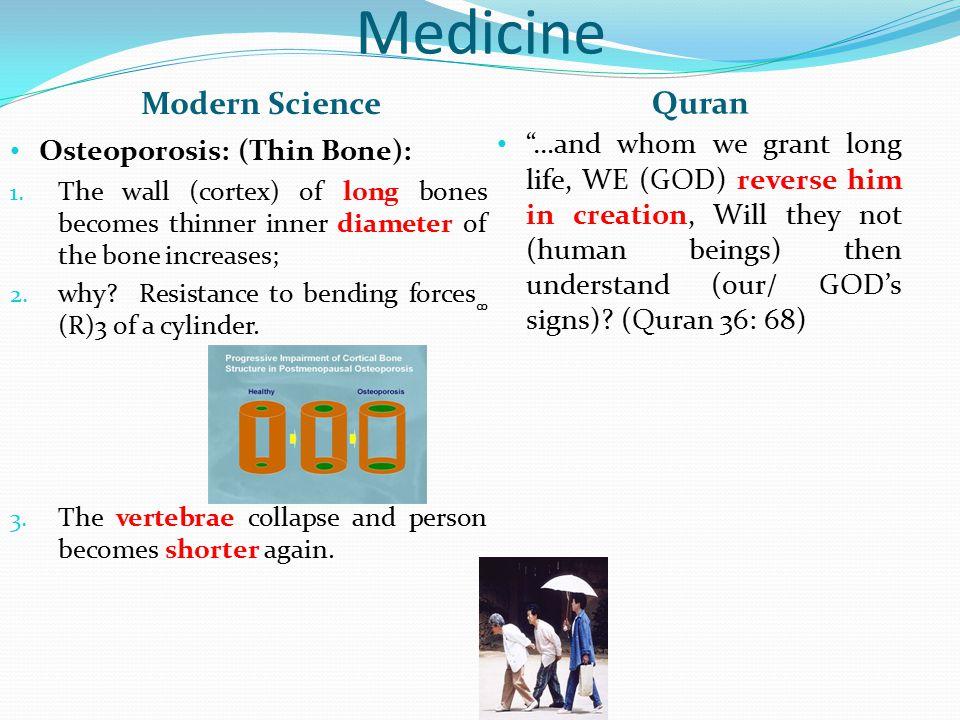 Medicine Modern Science Quran