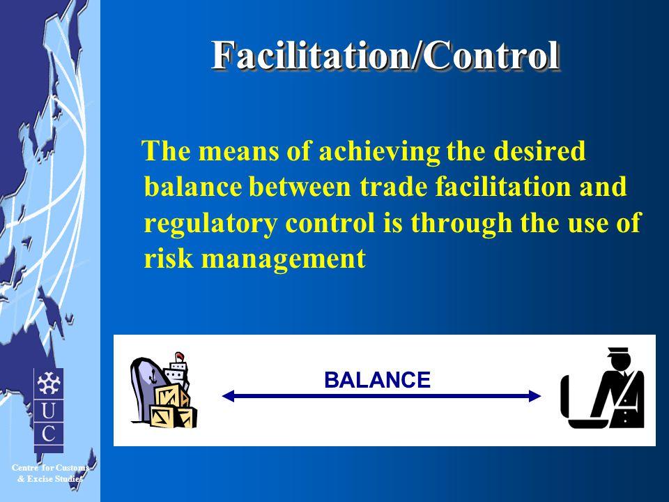 Facilitation/Control
