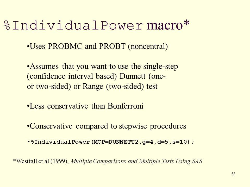 %IndividualPower macro*