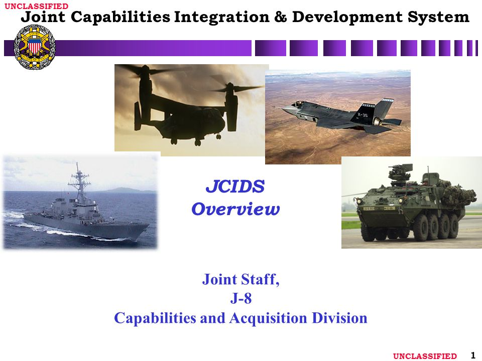Capabilities and Acquisition Division