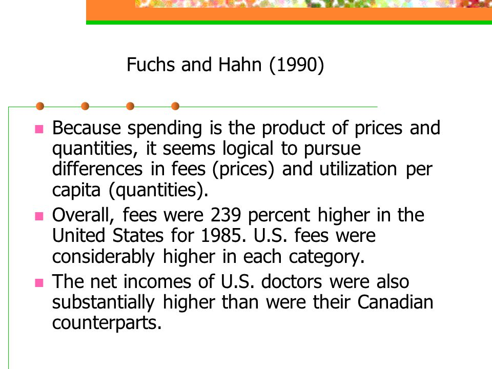 Fuchs and Hahn (1990)
