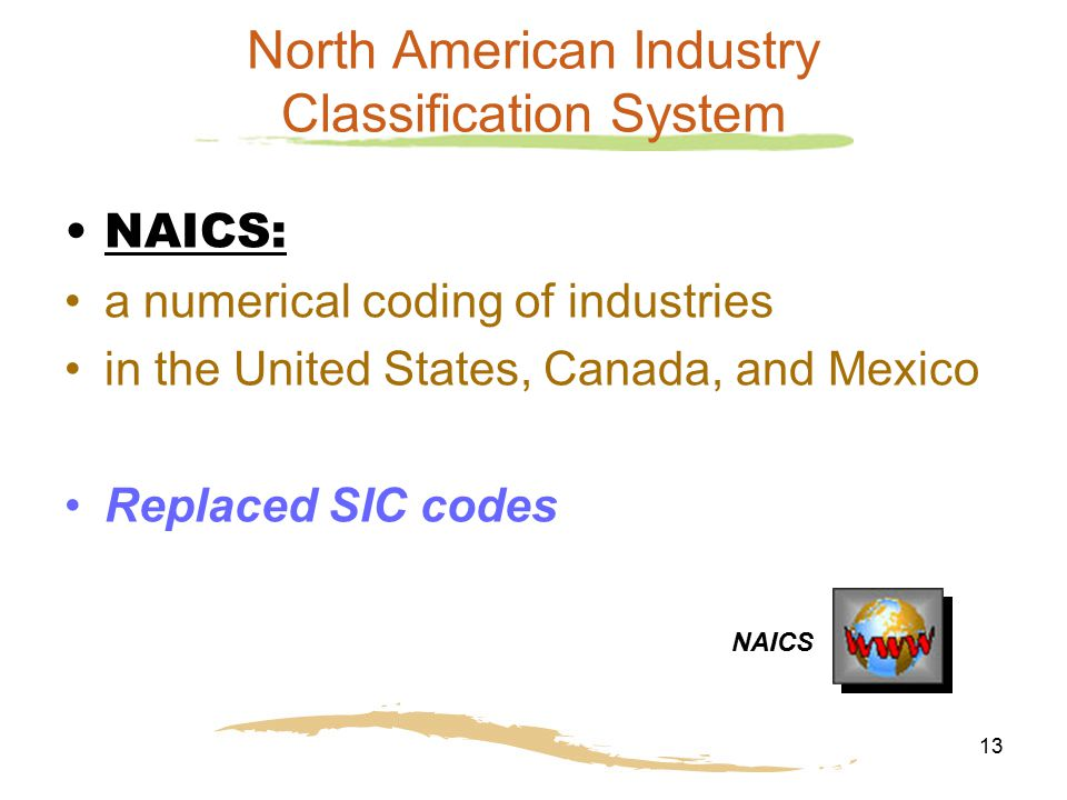 North American Industry Classification System